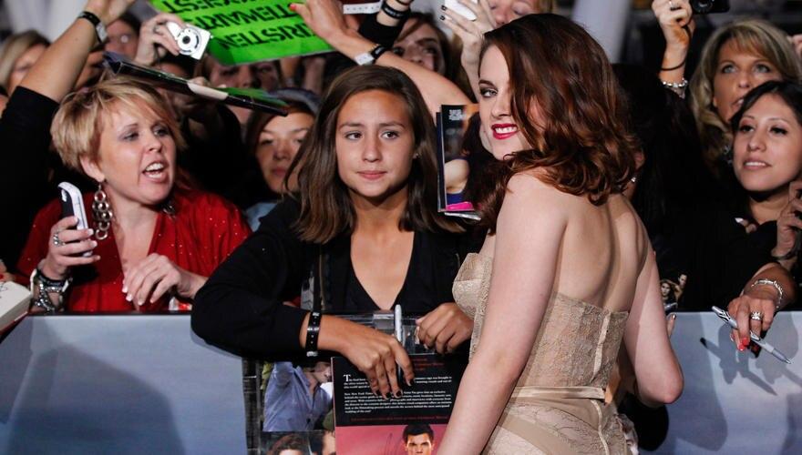 Das Idol: Junge Frauen auf der ganzen Welt haben Kristen Stewart zum Vorbild erkoren. Sie kopieren ihren Lässig-Look, ihre Unang