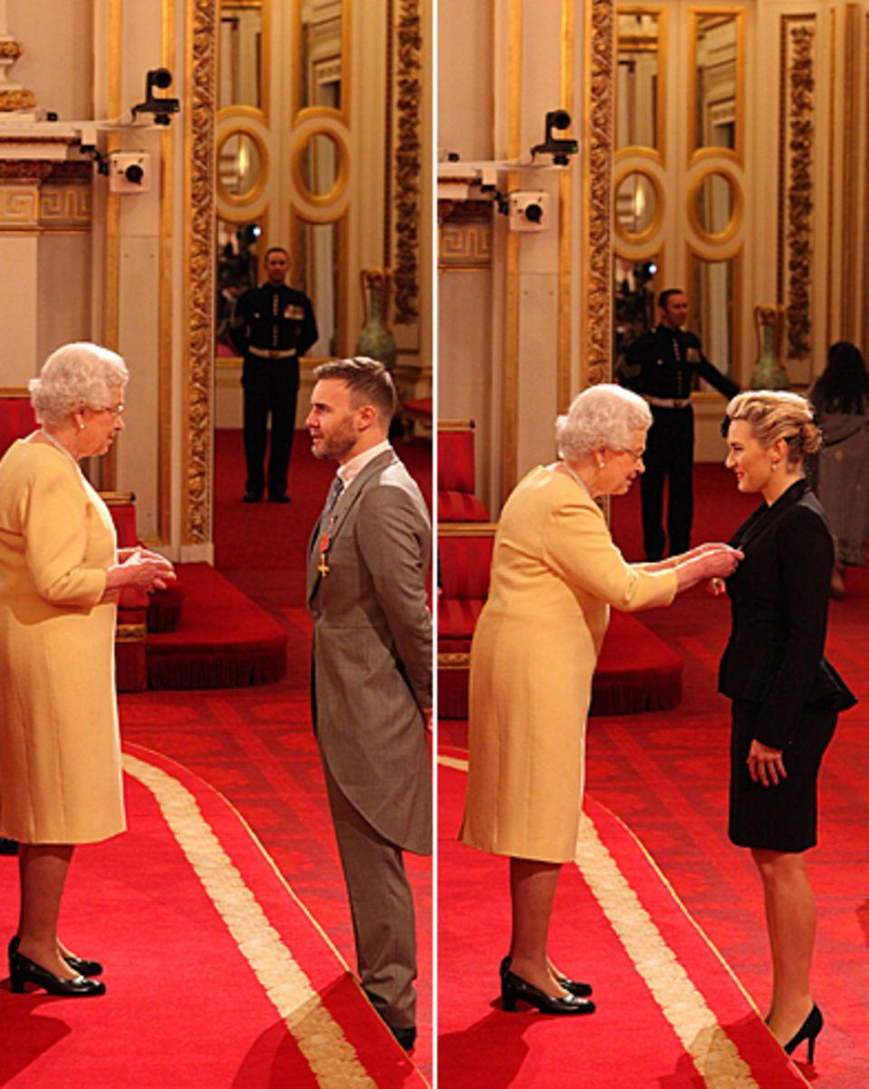 Queen, Barlow, Winslet