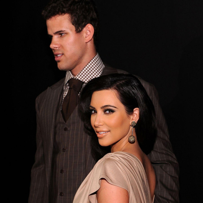 Kim Kardashian und Kris Humphries