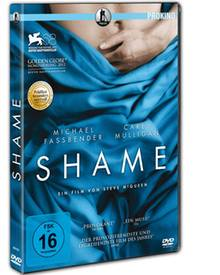 """Seit 13. September 2012 auf DVD: """"Shame"""" von Steve McQueen mit Michael Fassbender, Carey Mulligan."""