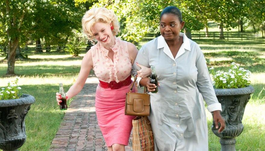 """2011 war die Schauspielerin mit gleich sechs Filmen im Kino. Für das Rassendrama """"The Help"""" (Foto) erhielt sie eine Oscar-Nomini"""
