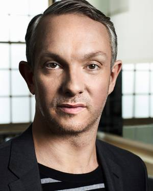 Josh Wood, Global Creative Director Wella Professionals.