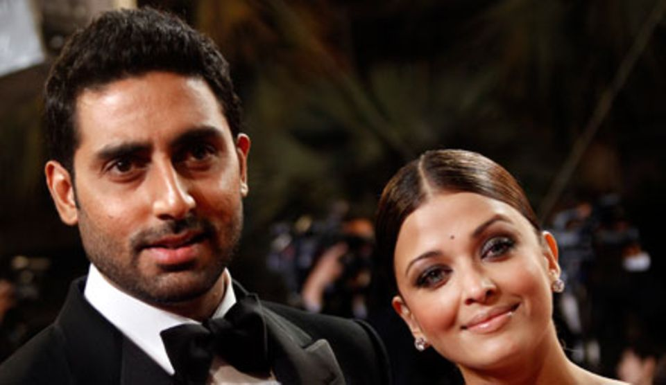 Abhishek Bachchan und Aishwarya Rai sind Bollywoods Überpaar - bisher.