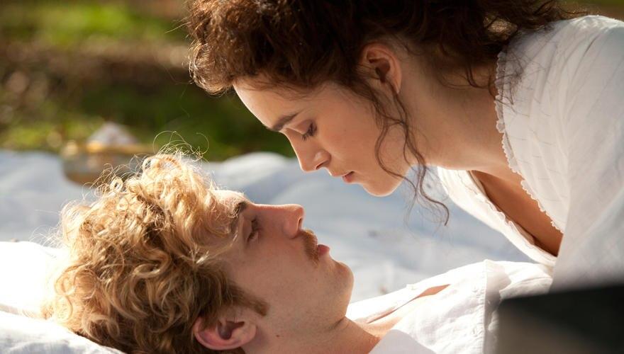 """Die Britin faszinierte die Geschichte der Anna Karenina (hier mit Graf Wronskij): """"Männern wird eine Affäre nach wie vor verzieh"""