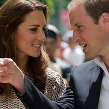 Catherine + William