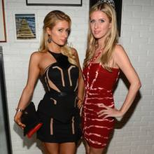 Paris und Nicky Hilton