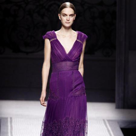 'Alberta Ferretti'-Model