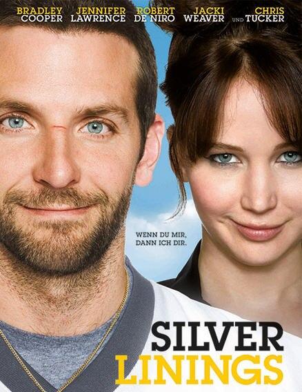 """""""Silver Linings"""" mit Bradley Cooper und Jennifer Lawrence gehört zu den berührendsten Komödien des Jahres und kommt in Deutschla"""
