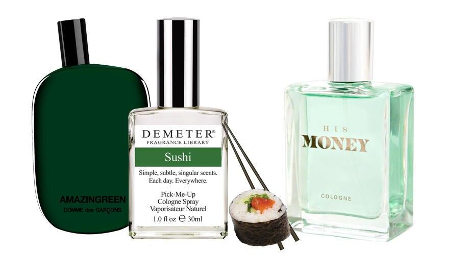 Parfüm Ideen - Demeter, Money, Amazingrreen