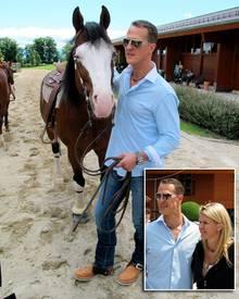 Ein Traum: Während seiner Karriere als Rennfahrer hatte Michael Schumacher wenig Zeit für Frau Corinna. Jetzt lebt er mit ihr de