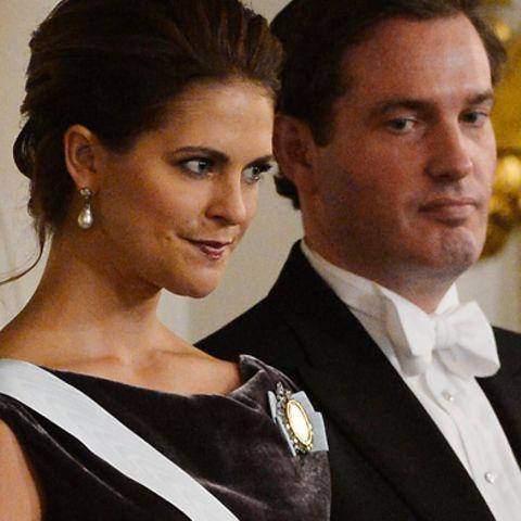 Prinzessin Madeleine, Christopher O'Neill