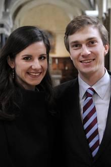 Adélaïde und Christoph von Österreich