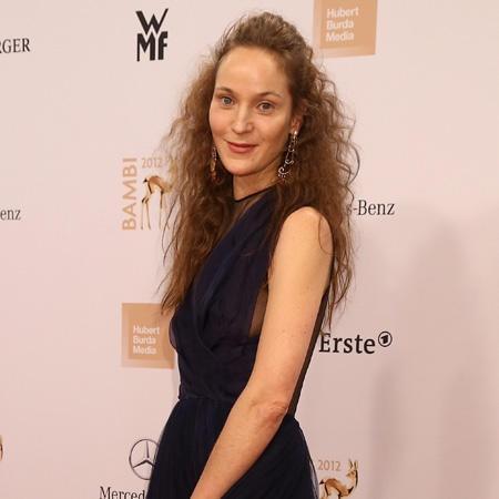 Jeanette Hain Starportrat News Bilder Gala De