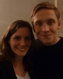 Gala.de-Redakteurin Sarah Stendel traf Matthias Schweighöfer in Berlin.