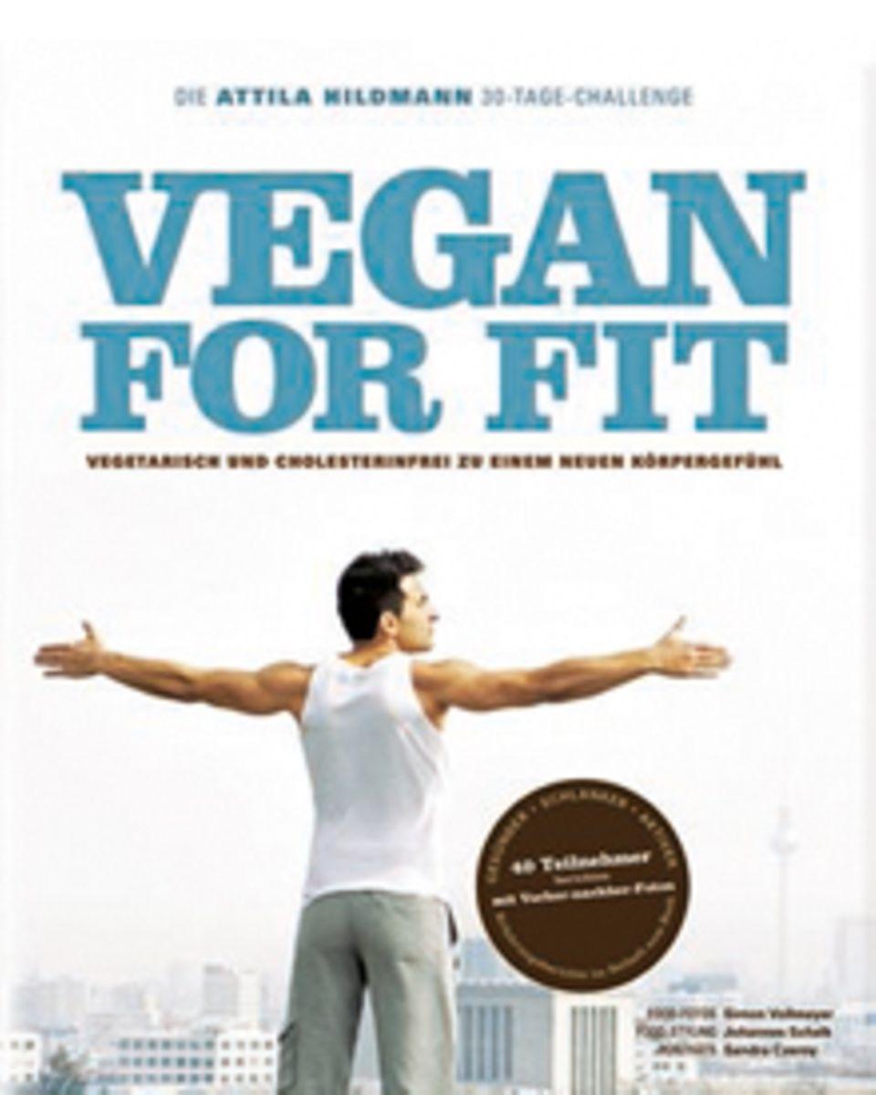 Fit Food: Köstliche Veggi-Burger, Gemüselasagne oder süffige Shakes genießen und dabei in Form kommen? Kein Problem mit Attila H