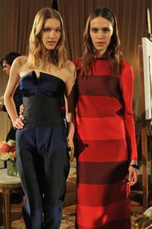 Stella McCartney Pre-Herbst Models