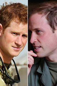 William + Harry: Gefahr im Anflug