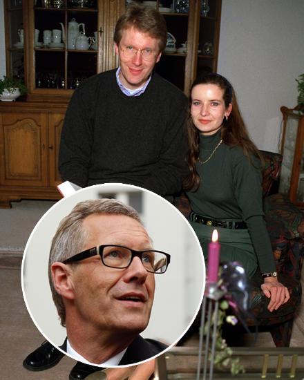 Zu langweilig? Als politischer Saubermann und Vorzeige-Gatte galt Christian Wulff (hier mit Ehefrau Christiane) jahrelang. Betti