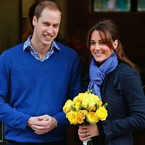 Prinz William + Herzogin Catherine: Gar nicht so privater Geburtstag