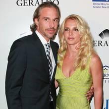 Britney Spears und Jason Trawick
