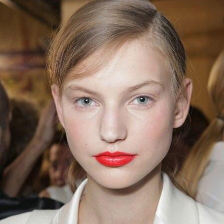 Vom Lippenstift zur Lippenfarbe