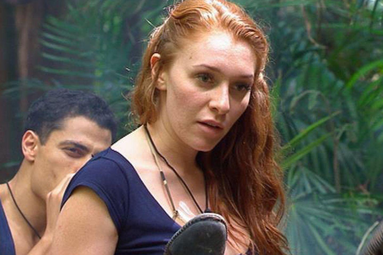 """Im """"Dschungelcamp"""": Georgina platzt der Kragen"""