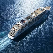 Anzeige: Modernes Luxusschiff