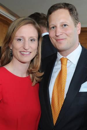 Sophie und Georg Friedrich von Preußen