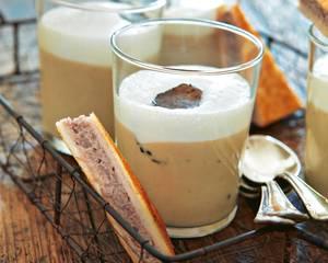 Suppe: Luxus im Glas