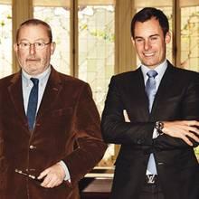 Familie Vuitton: Der Patriarch und sein Junior