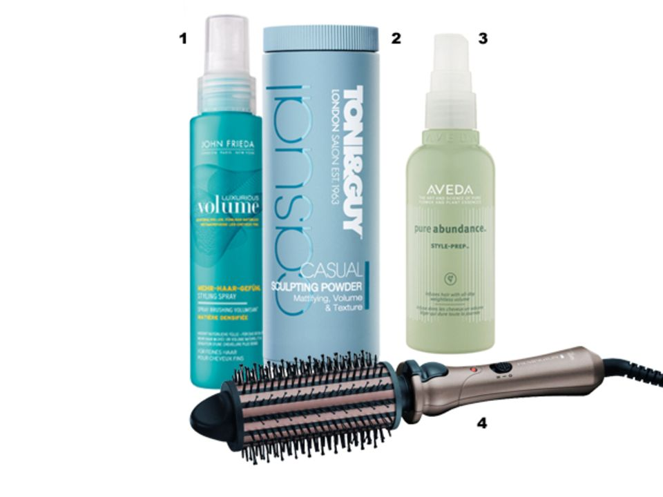 Produkte Feines Haar - Bild 1