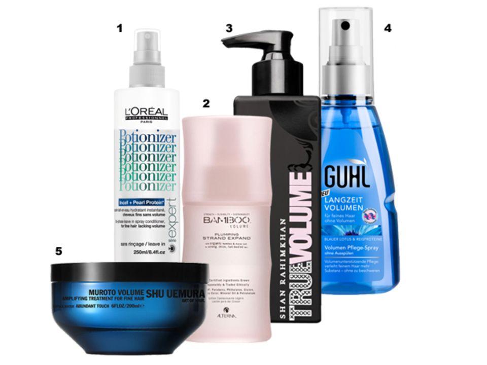 Produkte für feines Haar - Bild 2