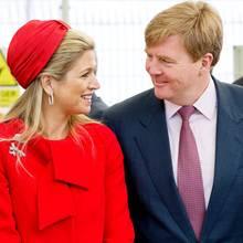 Prinzessin Máxima und Prinz Willem-Alexander