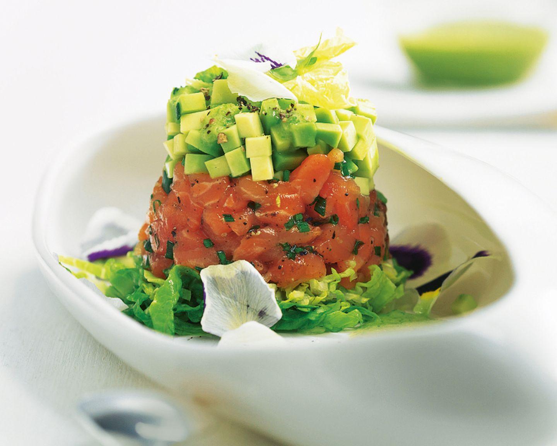 Salat: Frische-Mosaik
