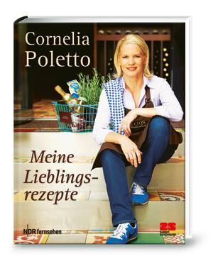"""Kartoffel-Pizzette, Involtini vom Fasan oder Weinbergpfirsich - die Favoriten von Star-Köchin Cornelia Poletto klingen nach echtem Trattoria-Genuss. Dank ihrer Profitipps sind sie daheim wunderbar nachzukochen.     (Cornelia Poletto: """"Meine Lieblingsrezepte"""" Zabert Sandmann Verlag, 256 S., 19,95 Euro)"""