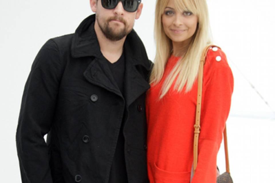 Joel Madden und Nicole Richie