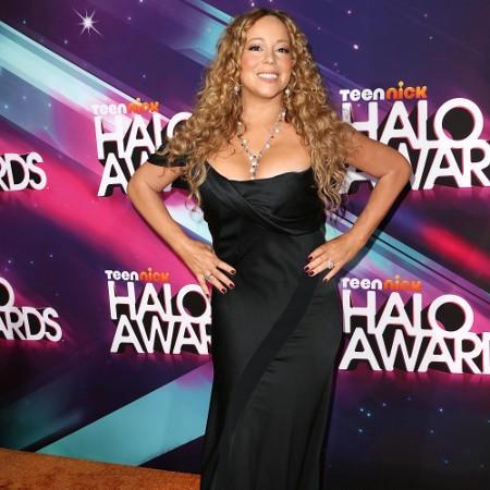 Mariah Carey wird gefickt