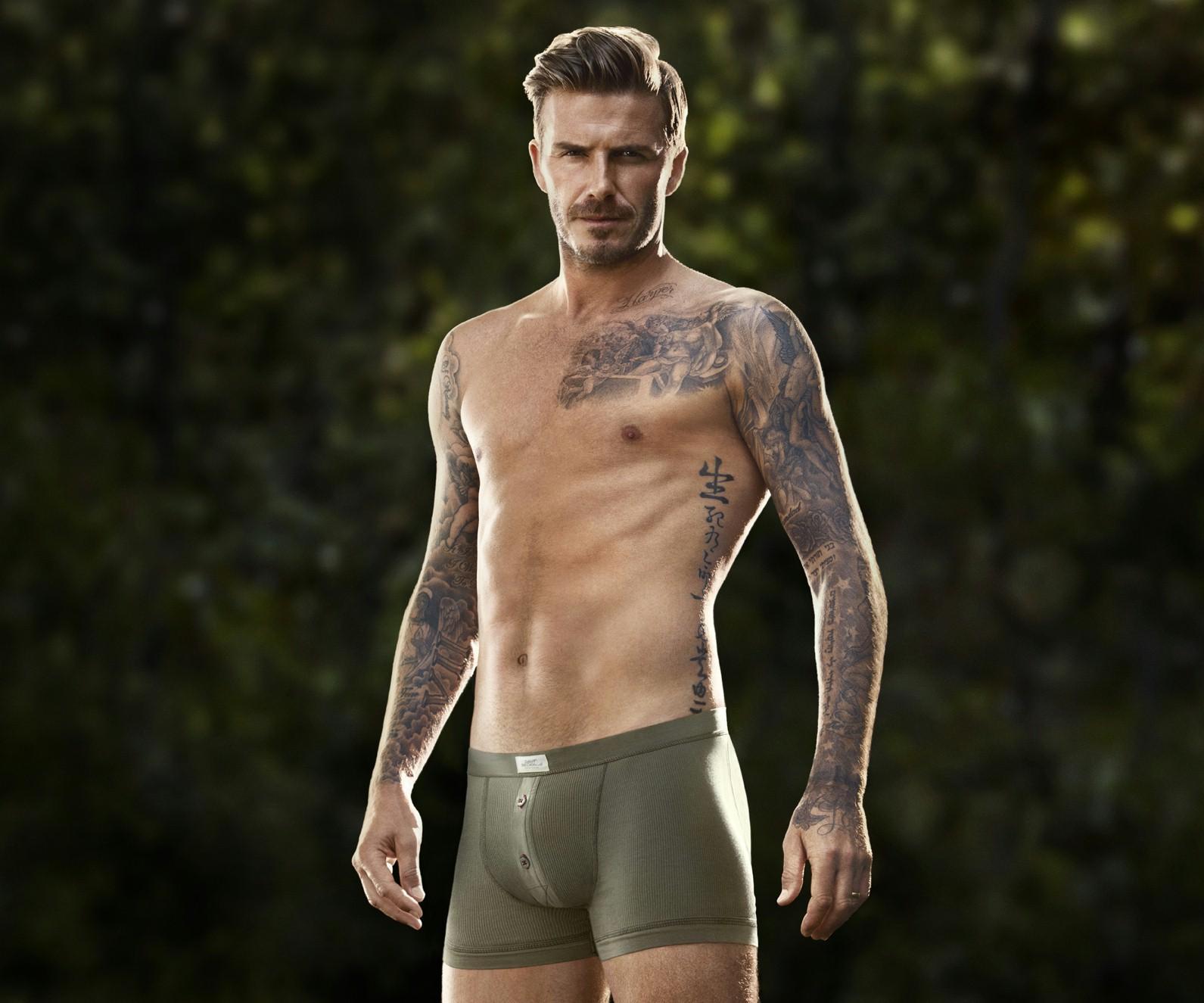 David beckham nackt pic 92