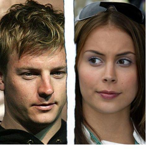 Kimi Räikkönen, Jenni Dahlmann