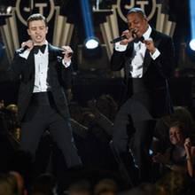 Justin Timberlake und Jay-Z