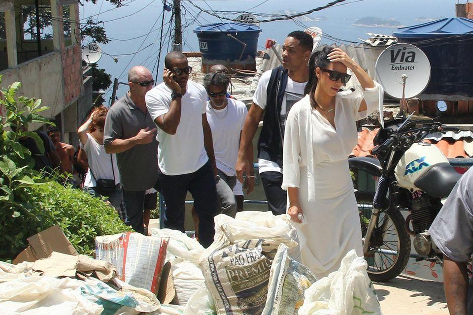 Kim Kardashian, Will Smith, Kanye West