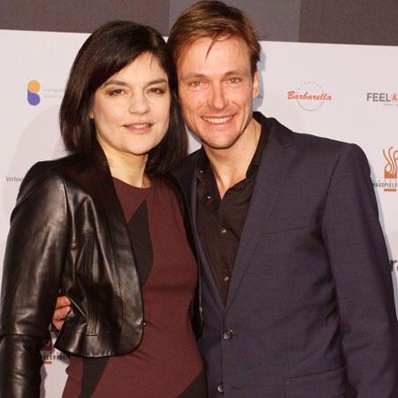 Jasmin Tabatabai und Andreas Pietschmann