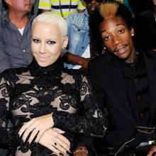 Amber Rose und Wiz Khalifa