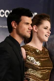 Taylor Lautner, Kristen Stewart, Robert Pattinson - die Hauptpersonen des Twilight-Casts