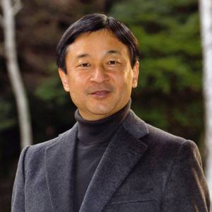 Prinz Naruhito von Japan