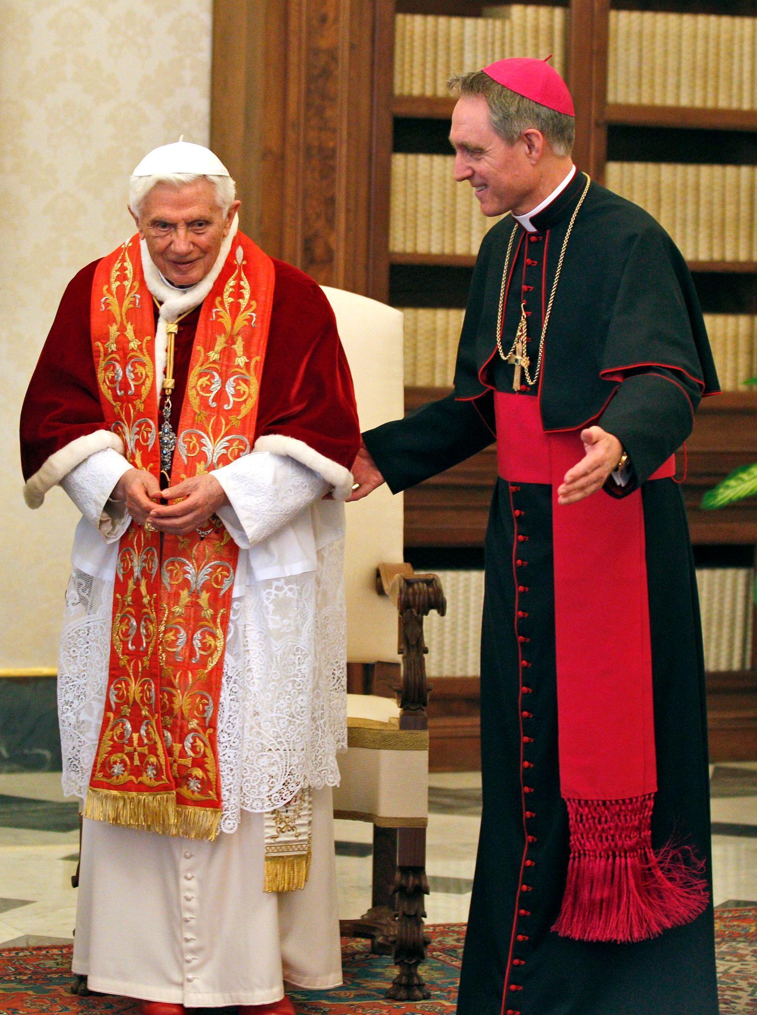 Papst Benedikt XVI.: Wir waren Papst | GALA.de