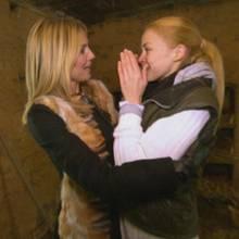 Heidi Klum (li.) und Sabrina