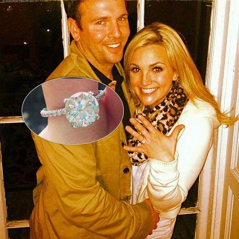 Jamie Lynn Spears und Jamie Watson sind verlobt