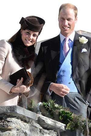 Catherine + William, Herzöge von Cambridge