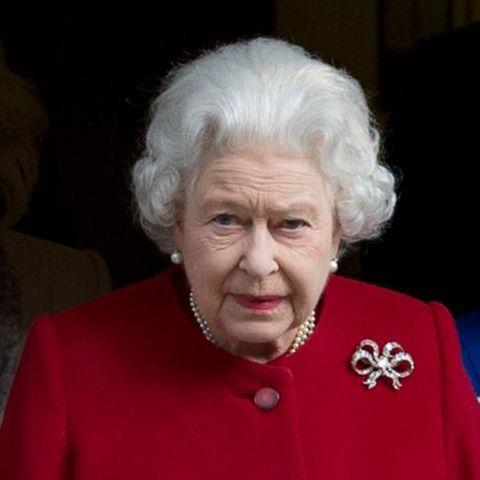 Queen Elizabeth verlässt das Krankenhaus